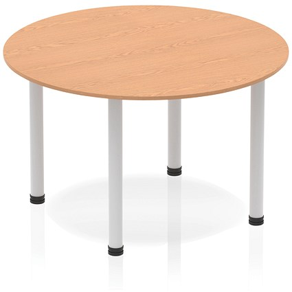 Sonix Circular Table / 1200mm / Oak