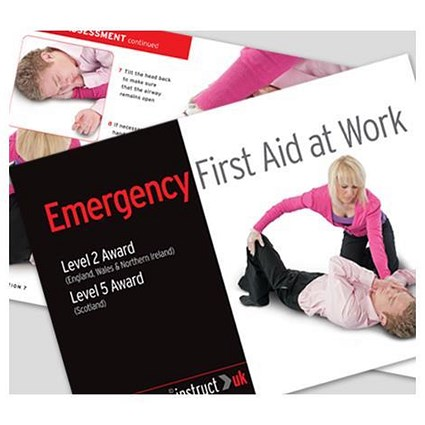 Click Medical Emergency First Aid Book