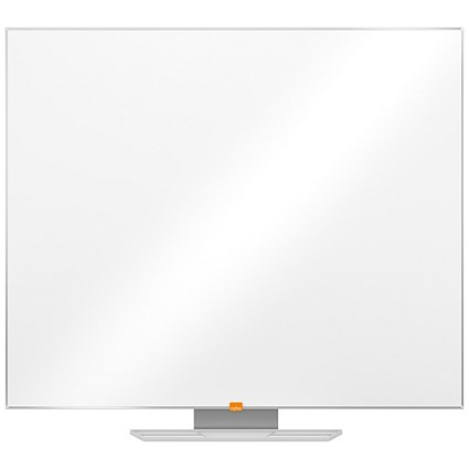 Nobo Classic Whiteboard, Magnetic, Enamel, W2400xH1200mm, White