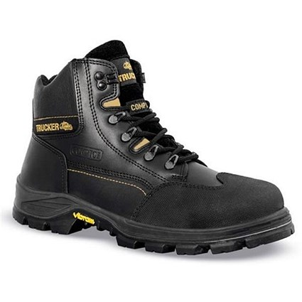 Aimont Revenger Safety Boots / Size 6 / Black
