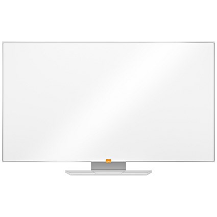 Nobo Widescreen Whiteboard, Magnetic, Enamel, W721x411mm