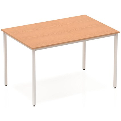 Trexus Rectangular Table / 1200mm / Oak