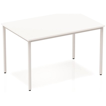Trexus Rectangular Table / 1200mm / White