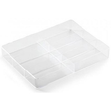 Durable Coffee Point Caddy Drawer Insert / Clear