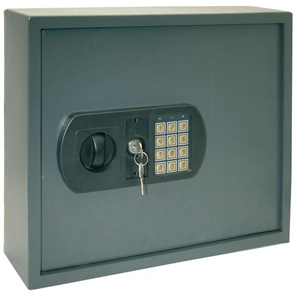 High Security Key Safe Electronic Key Pad and 30mm Double Bolt Locking 60 Keys