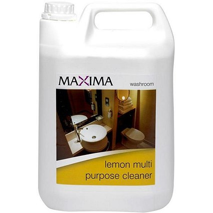 Maxima All Purpose Cleaner / Lemon / 5 Litres
