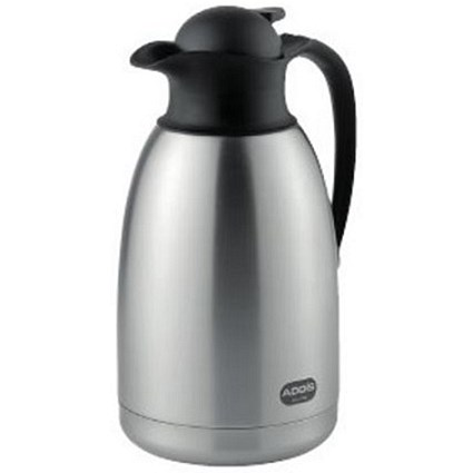 Insulated Vacuum Jug with Stainless Steel Liner / Leakproof / 1.2 Litre