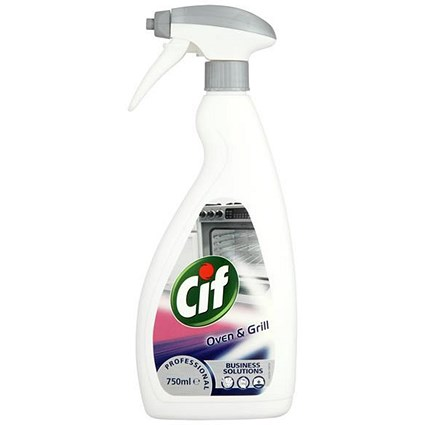 Cif Oven and Grill Cleaner - 750ml