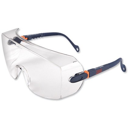 3M 2800 Classic Safety Spectacles