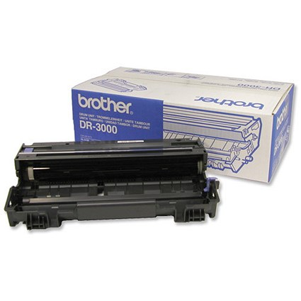 Brother DR3000 Black Laser Drum Unit