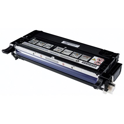 Dell 3110cn/3115cn Black Laser Toner Cartridge