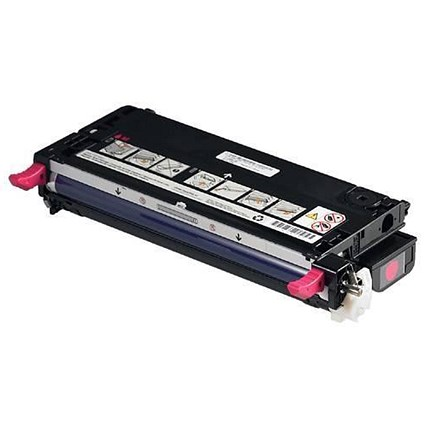 Dell 3110cn/3115cn Magenta Laser Toner Cartridge