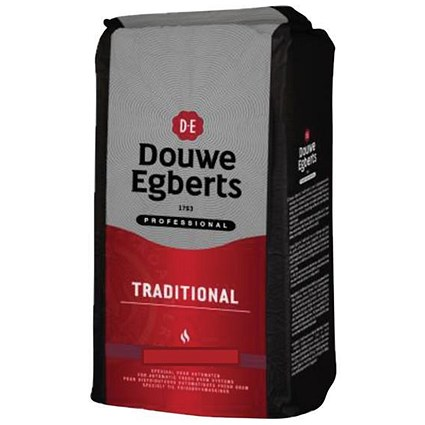 Douwe Egberts Traditional Freshbrew Filter Coffee - 1kg