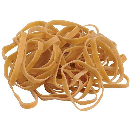 5 Star Rubber Bands - No.63, 76x6mm, 454g Bag