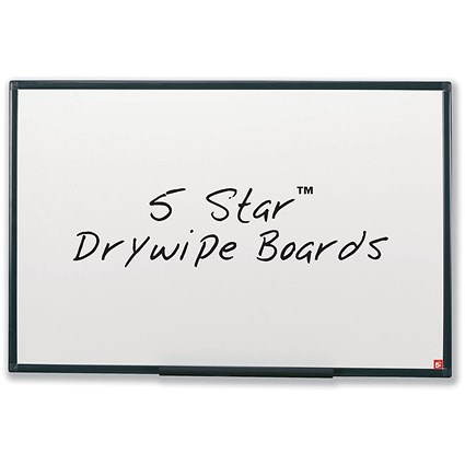 5 Star Lightweight Drywipe Board - W1800xH1200mm