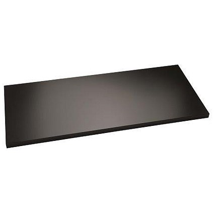 Bisley Standard Shelf for Cupboard - Black