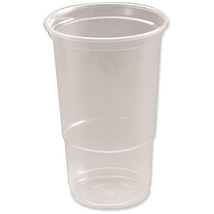 CE Marked Polypropylene Pint (568ml) Tumbler - Pack of 50