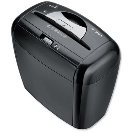 Fellowes Powershred P-35C Shredder Cross Cut 12 Litres P-4