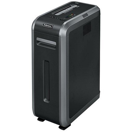 Fellowes 125Ci Shredder Cross-cut DIN3 P-4 Ref 461210 [Promo]