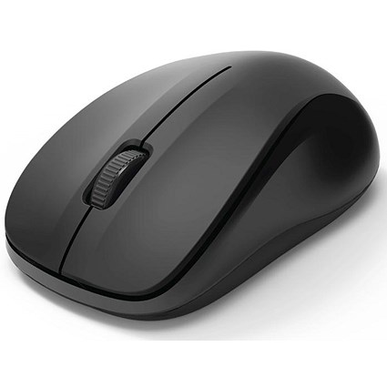 Hama AM-7300 Mouse / Three-Button Scrolling / Wireless / 2.4GHz / Optical / 1000dpi / 8m Range