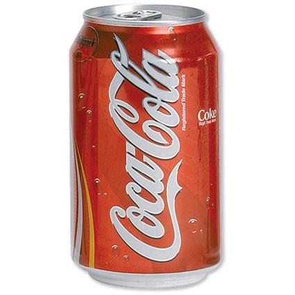 Coca Cola - 24 x 330ml Cans
