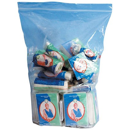 Wallace Cameron Refill First-Aid Kit HS3 - 1-50 Users