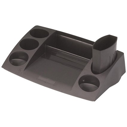 Avery DTR Desk Tidy - Black