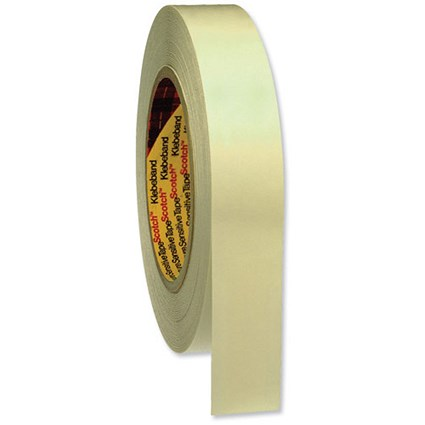 Scotch Double-sided Artists Tape with Liner for Mounting & Holding / 12mmx33m / Pack of 12