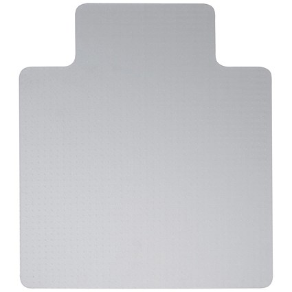 5 Star Chair Mat, Clear, W1150 x D1340mm