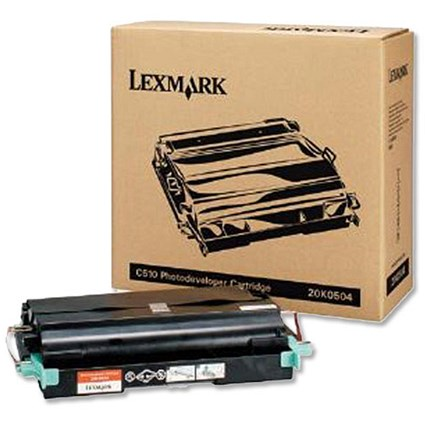 Lexmark 20K0504 Photo Developer Unit