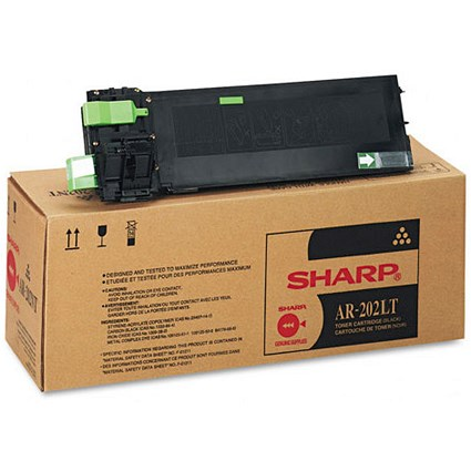 Sharp AR-202LT Black Copier Toner Cartridge