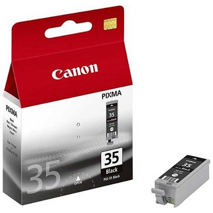 Canon PGI-35 Black Inkjet Cartridge