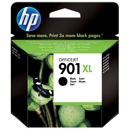 HP 901XL High Yield Black Ink Cartridge
