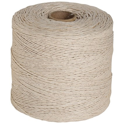 Cotton String / Thin / 312m / Pack of 6
