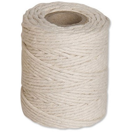 Cotton String / Thin / 625m / Pack of 6