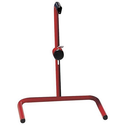 Floorstand for Reels of Polypropylene Strapping - Blue