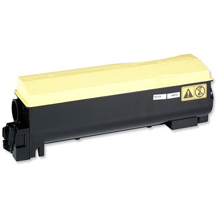 Kyocera TK-560Y Yellow Laser Toner Cartridge