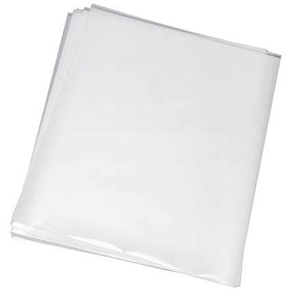 5 Star A4 Laminating Pouches, Thin, 150 Micron, Glossy, Pack of 100