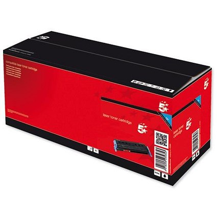 5 Star Compatible - Alternative to HP 38A Black Laser Toner Cartridge