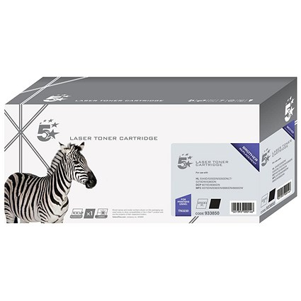 5 Star Compatible - Alternative to Brother TN3230 Black Laser Toner Cartridge