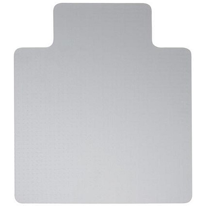 5 Star Polycarbonate Carpet Chairmat, Lipped, 1190x890mm