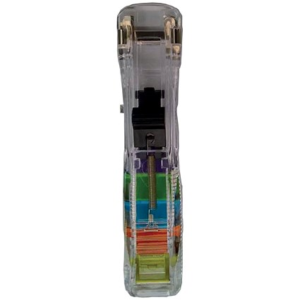 5 Star Ultra Clip Dispenser, 40 Sheet, Multicolour