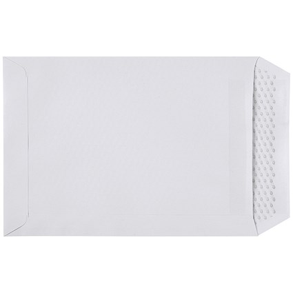 5 Star Eco C5 Pocket Envelopes, White, Press Seal, 90gsm, Pack of 500