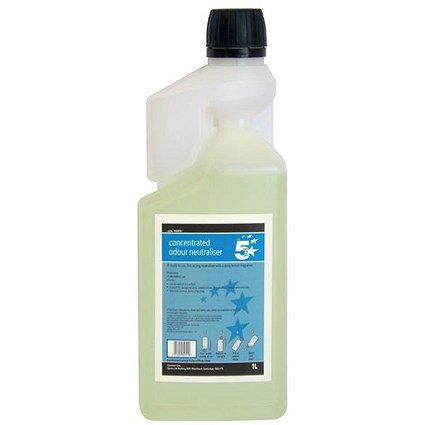 5 Star Concentrated Odour Neutraliser - 1L