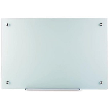 5 Star Glass Board / Magnetic / W1000xH650mm / White