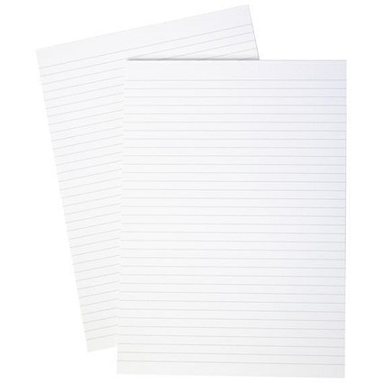 5 Star Memo Pad, A4, Ruled, 80 Pages, Pack of 10