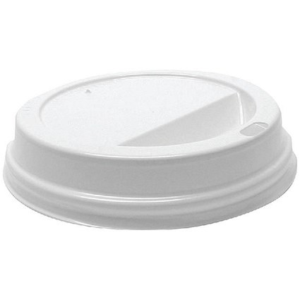 MyCafe Lids 12oz White (Pack of 1000)
