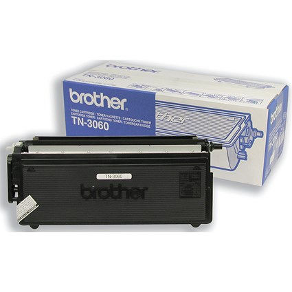 Brother TN3060 Black Laser Toner Cartridge