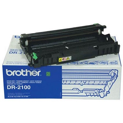Brother DR2100 Black Laser Drum Unit