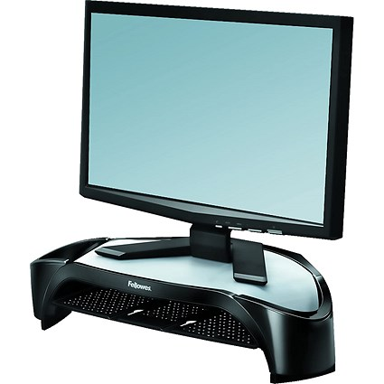 Fellowes Smart Suites TFT Monitor Riser Plus with Letter Tray
